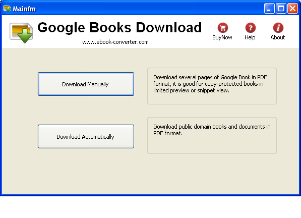 How To Google Books In Pdf