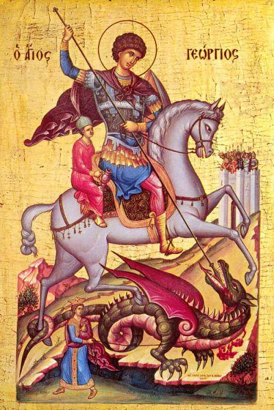 sv. Georgius 12th century Aios