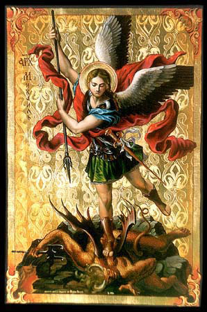 Archangel_Michael_piercing-the-devil