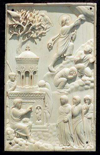 Ascension-stone-icon-Reidersche_Tafel_c_400_AD