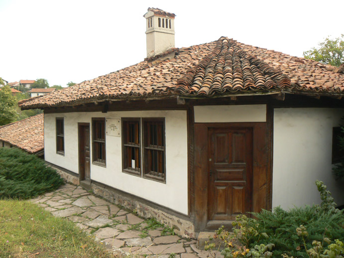 Baylovo-Elin-Pelin-birth-house-picture