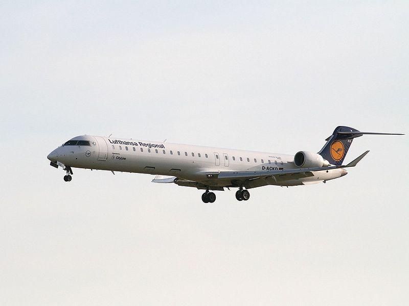 Bombardier_CRJ_900-airplane-Lufthansa_CityLine
