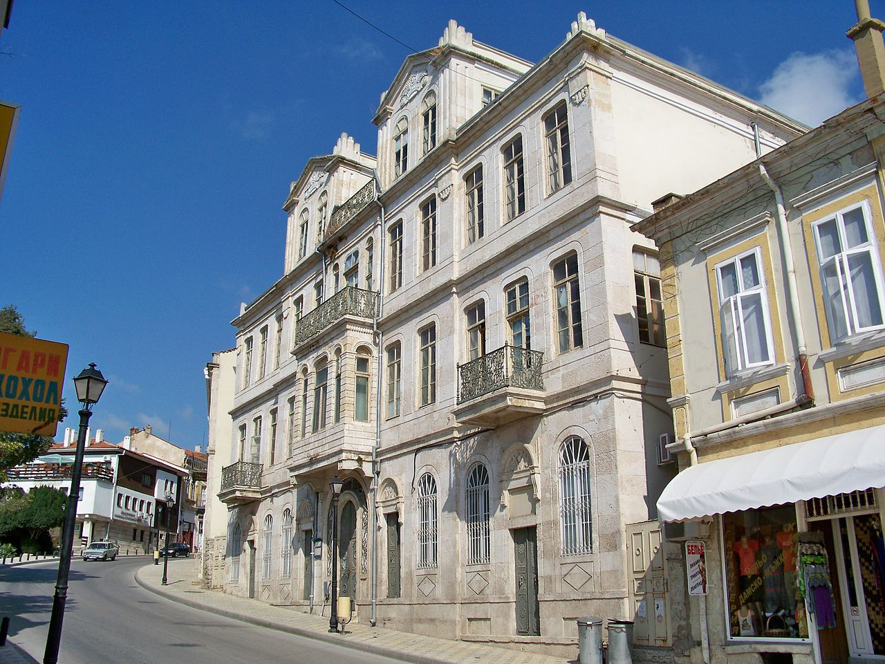 Bulgaria-Balchik-old_building-from-19th-century