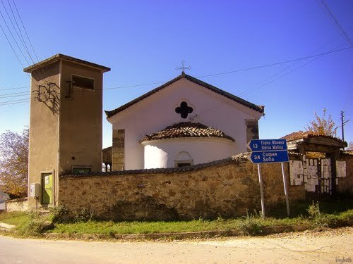 Church-Baylovo-village-Bulgaria-do-kyshtata-na-Dyado-Dobri