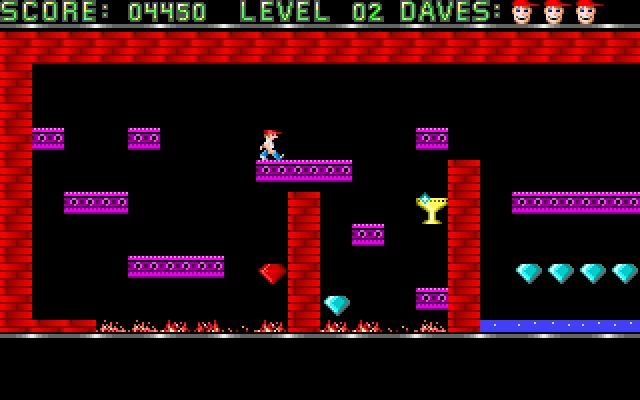 Dangerous_Dave-level-2-computer-Mario-like-old-arcade-game-classic