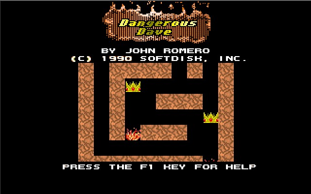 Dangerous_Dave_1990-entry-game-screen-computer-mario-like-game