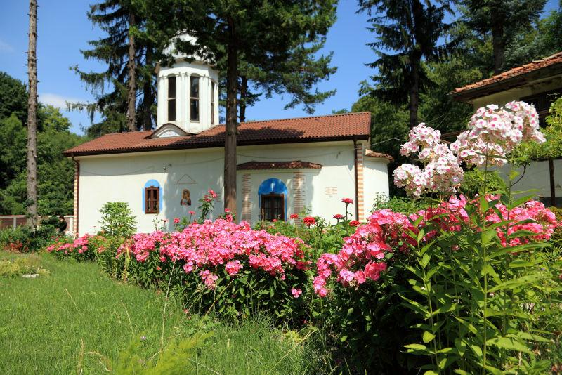 Most Alive monastery near sofia - trip to divotino monastery