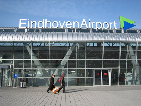 Eindhoven Airport Netherlands Holland - Sofia wizzair flight picture