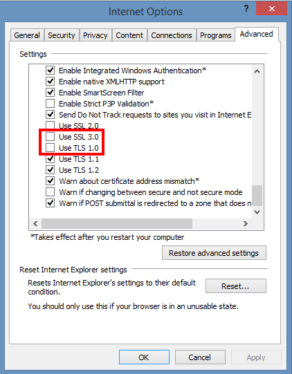 Enable-Internet-Explorer-TLS1.2-TLS-1.1-internet-options-IE-screensho