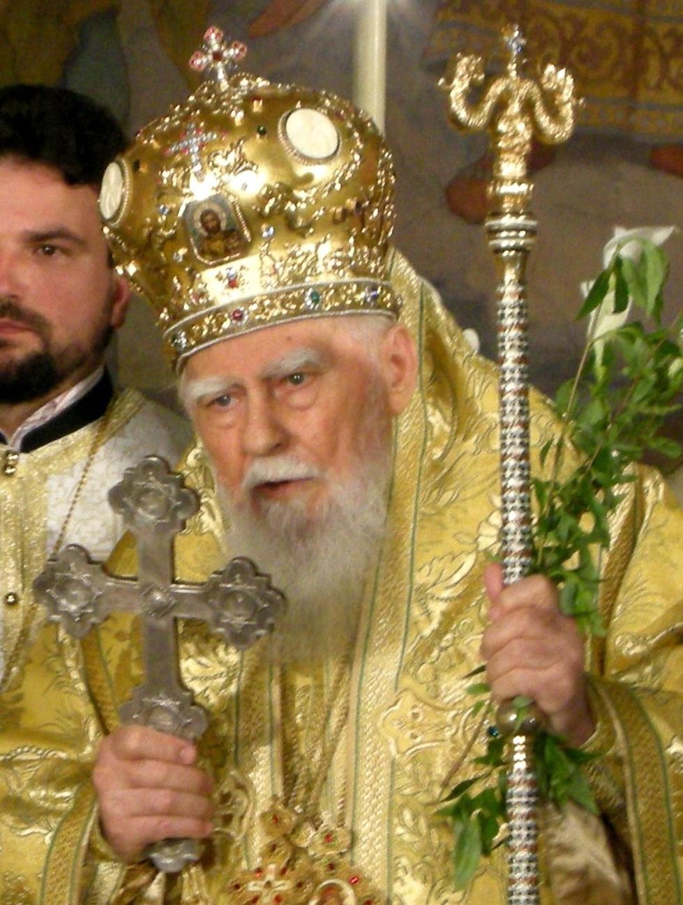 His Holiness Patriarch of Bulgaria Maxim