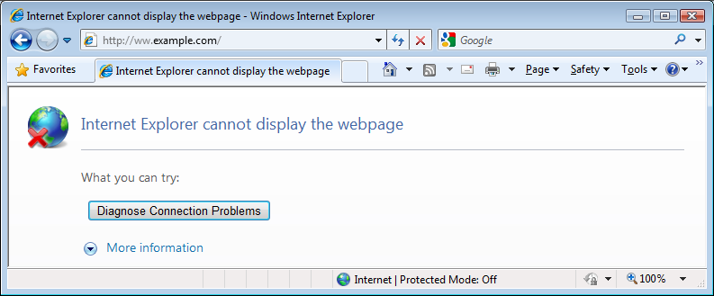 Internet-Explorer-cannot-display-the-webpage-IE-error