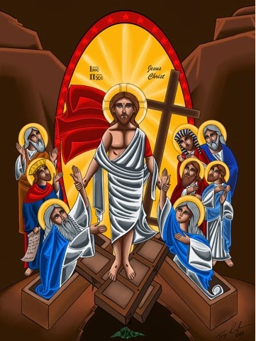 Jesus-Christ-Resurrected-arabic-coptic-icon