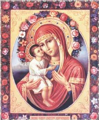 Jirovichka-Bojij-Mater-Virgin-Mary-miracle-making-icon-Jirovichi-monastery-Belarus