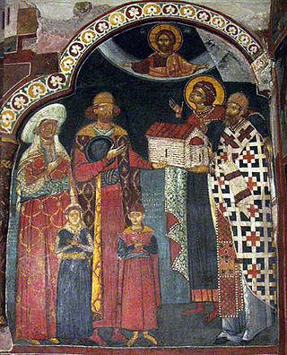 Ktitor_Radivoj_Kremikovski_monastery