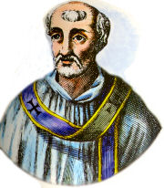 Western Roman Catholic Pope Linus picture, Pope after Saint apostle Peter
