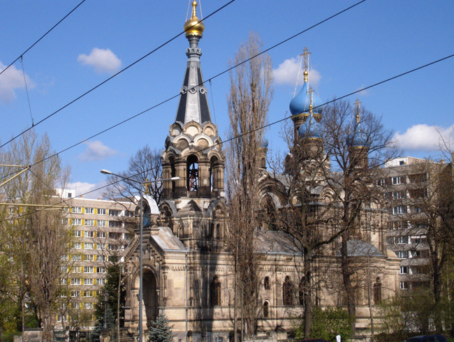 Russian-Church-Dresden-saint-Simeon-Divnogorec