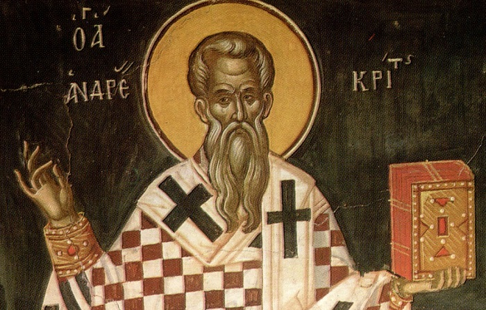 Saint-Andrew-of-Cretes-orthodox-christian-icon