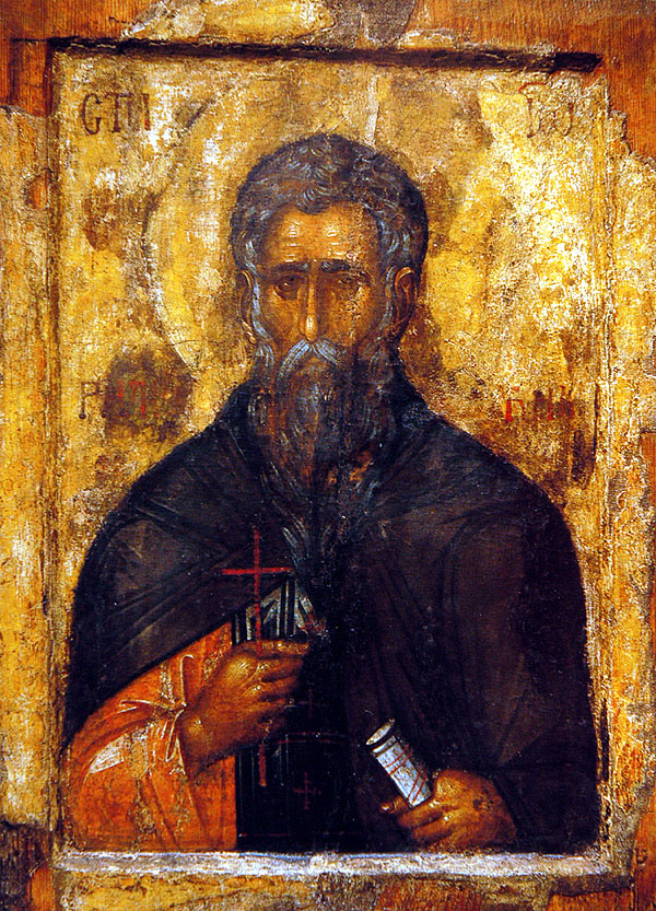 Saint John of Rila The Greatest Veneration Bulgarian saint Hermit of all times feast day in Bulgarian Orthodox Church 19 of October