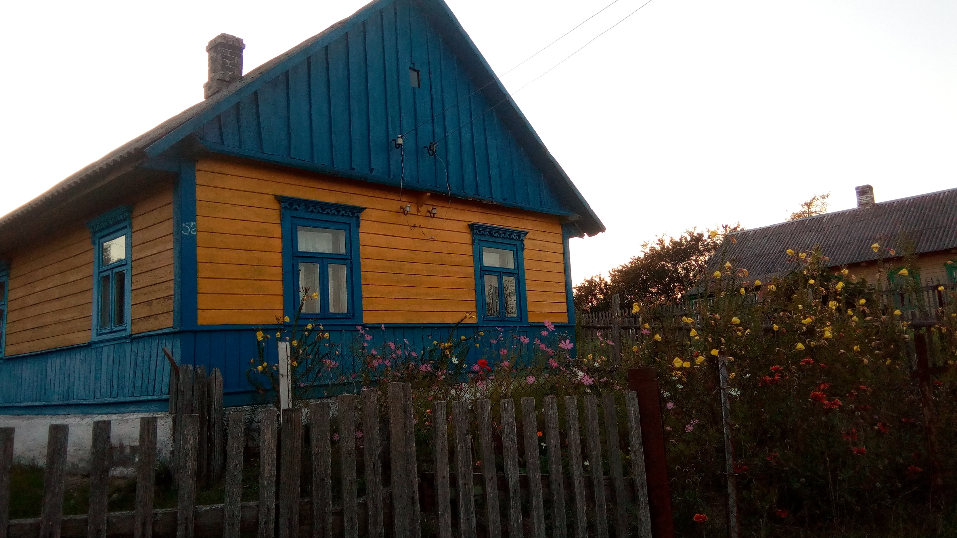 Rusakovo-on-eof-the-beautiful-village-houses