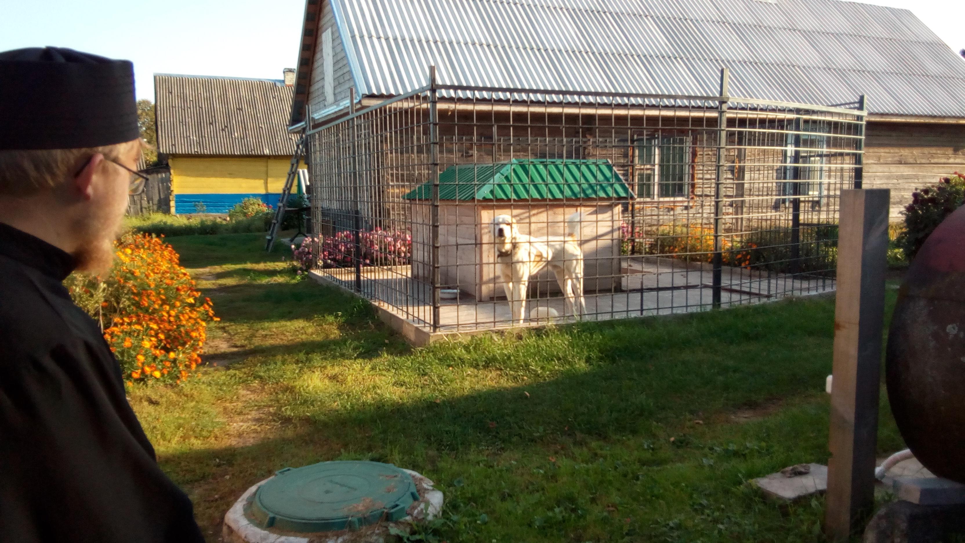 Skete-Rusakovo-village Belarus