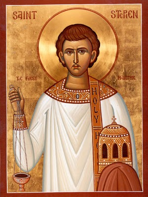 St. Stephen Orthodox Christian icon
