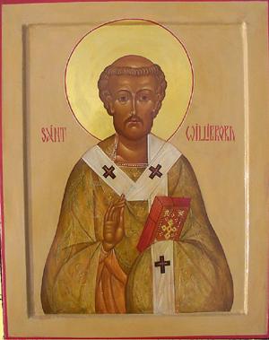 Saint Willibrord Apostle of Frisians