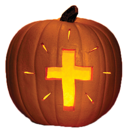 The-Christian_Original-of-Halloween-Cross_on-a-pumpkin