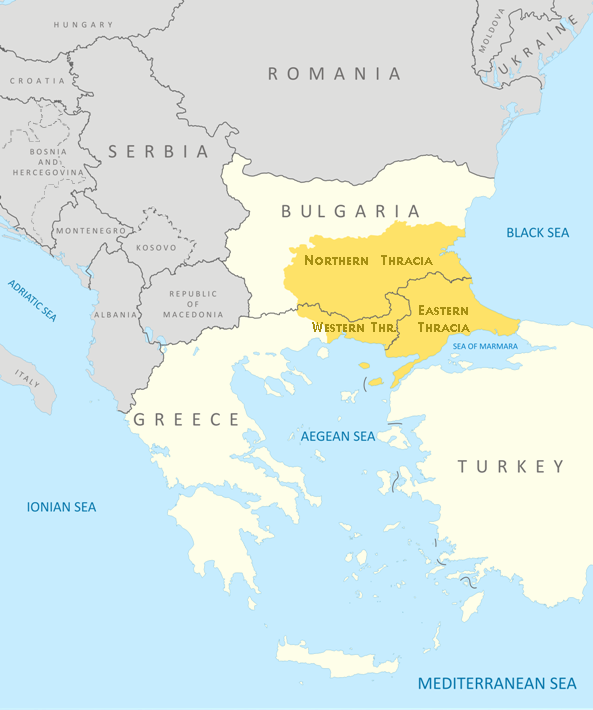 Thrace_and_Thracians-present-day_state_borderlines-picture