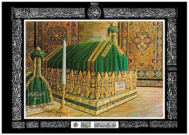 Tomb-of-Islam-creator-Mohammad