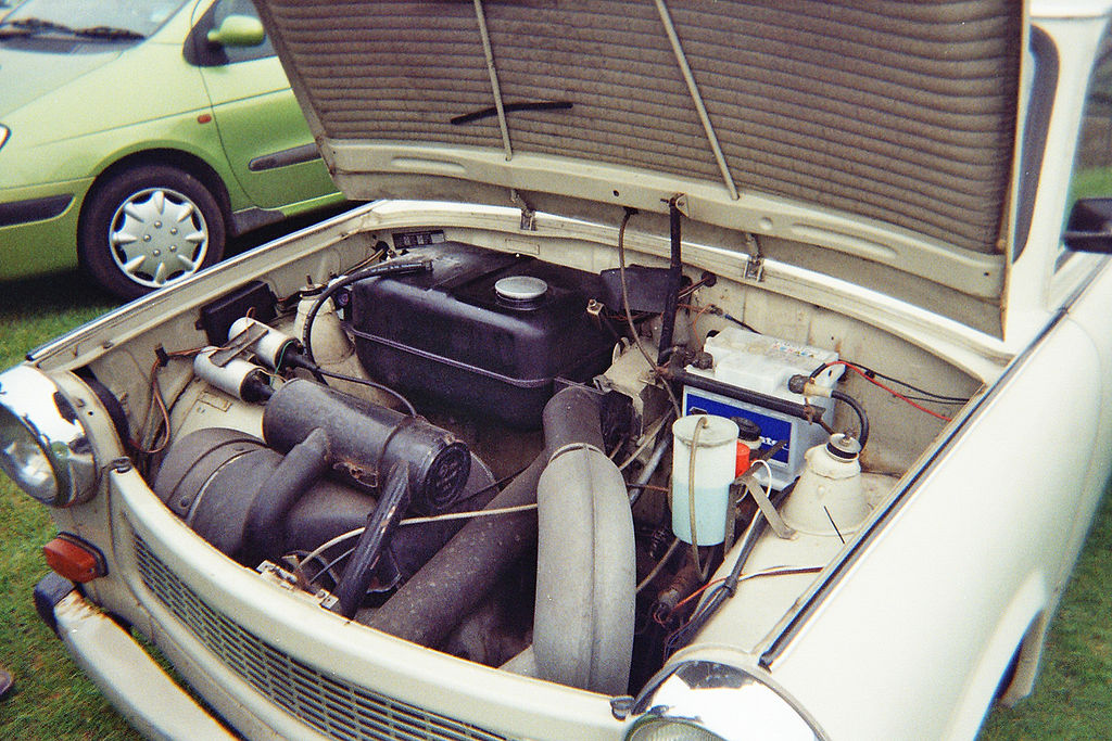 Trabant_Engine_Block