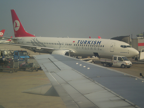 Turkish Airlines Istanbul Airport
