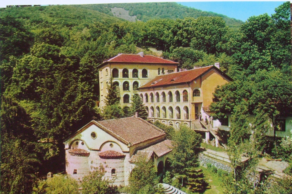 Vitosha-Dragalevtzi-Holy-Monastery