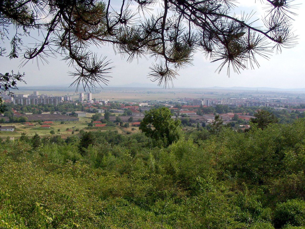 Yambol-panoramic-view