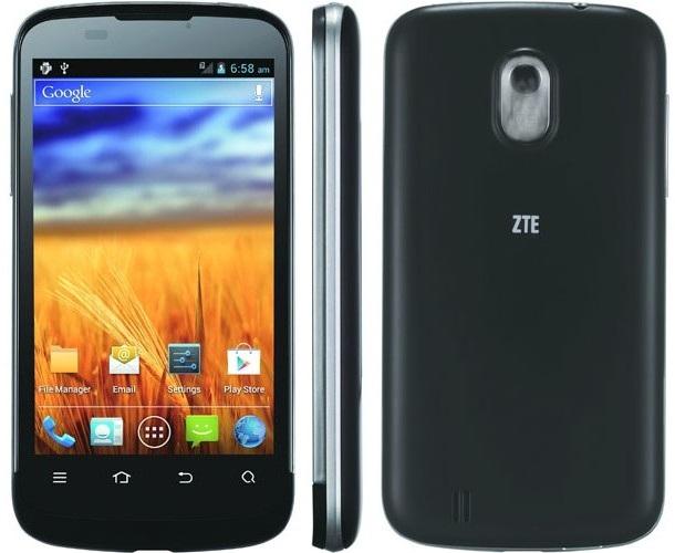 ZTE-Blade-III-Black-smart-phone