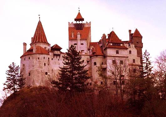 Bran Count Dracula Castle
