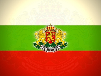 bulgaria national flag similar to Belarusian (white, green, red)