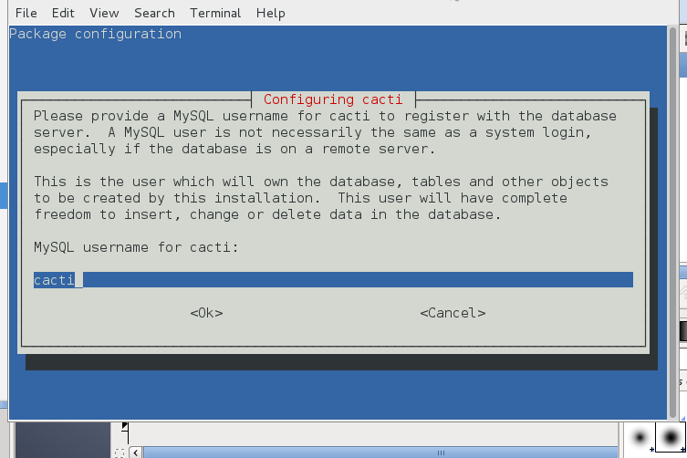 cacti-monitoring-debian-linux-choosing-mysql-username-screenshot