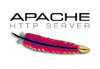 Client denied by server configuration fix solution Apache feather logo