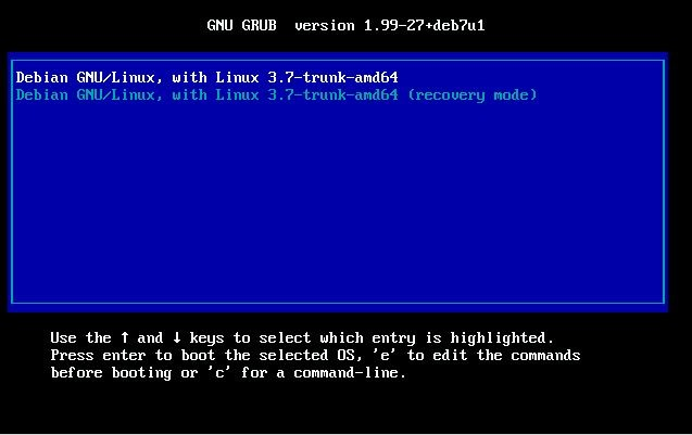 Is it possible to disable the graphical boot screenin Linux?