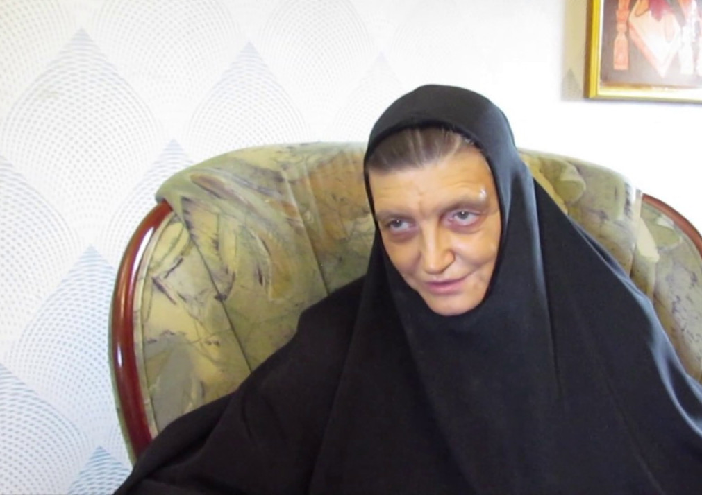 elder-nun-Maria-Rusakovo-skete-Belarus