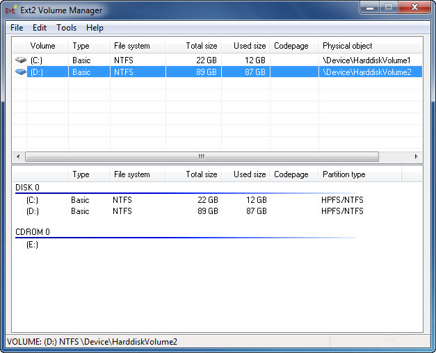 ext2fsd-mount-linux-partitions-in-microsoft-windows-screenshot