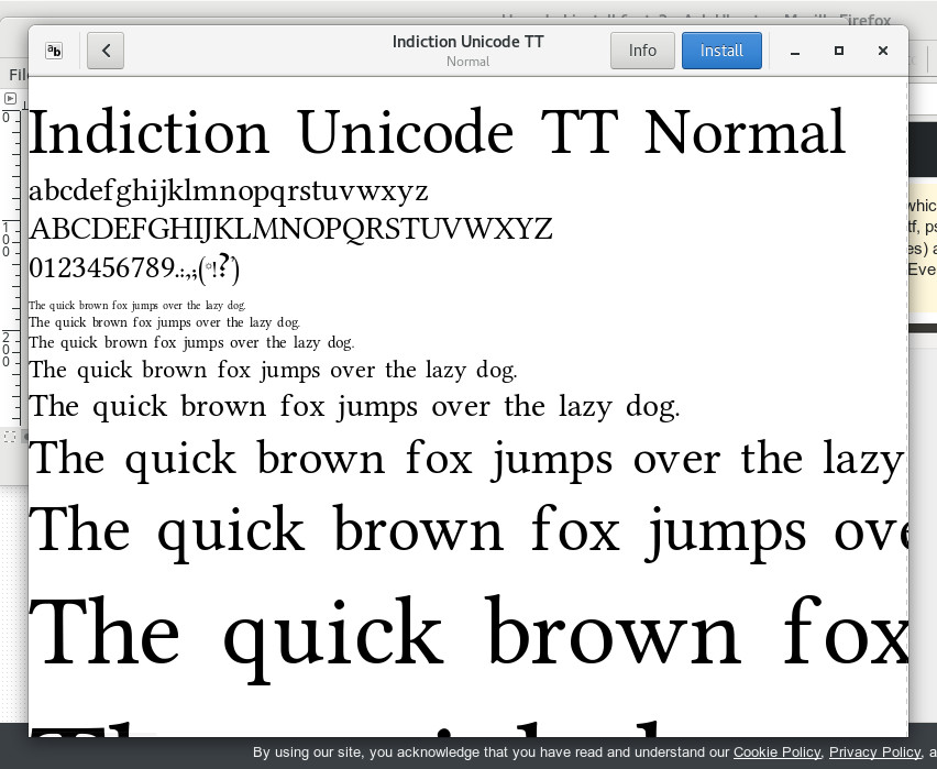 gnome-font-viewer-program-gnu-linux-screenshot
