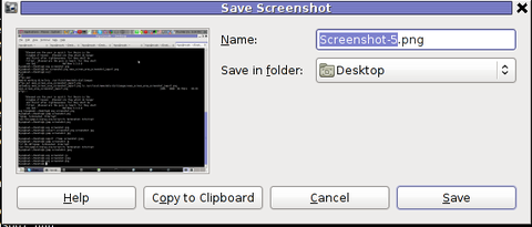 Quick Area screenshot in GNOME how to make quick area selection screenshots in Linux and FreeBSD gnome-screenshot shot