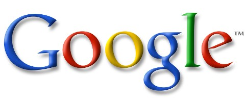 Google Search Engine Logo and HBDI 4 colors embedded