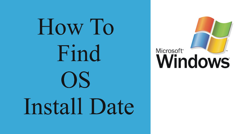 how-to-find-windows-install-date-change-windows-install-date-change-file-folder-creation-date-howto