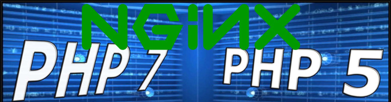 how-to-run-multiple-php-versions-on-same-Linux-server-nginx-webserver-php5-7-logo