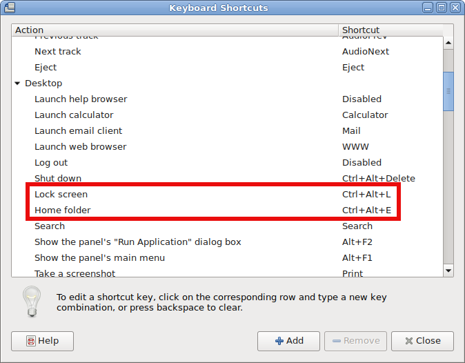 howto-gnome-mate-remap-shortcut-keybinding-keys-mate-keybinding-properties