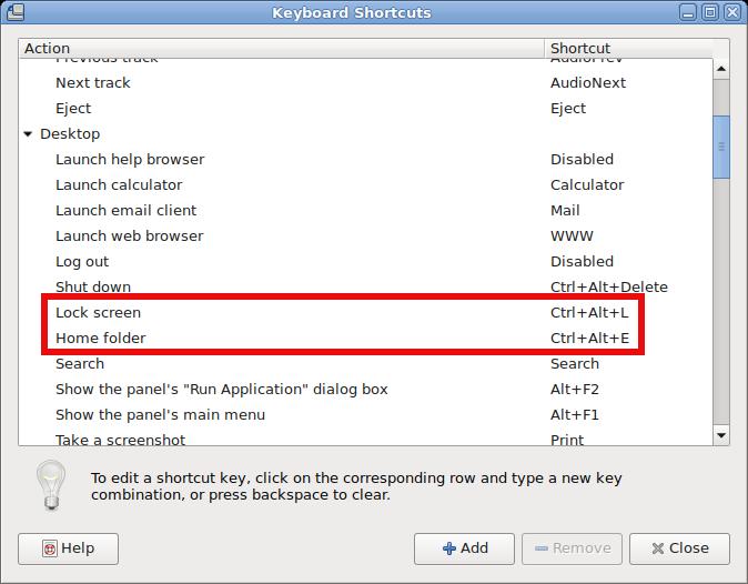 howto-gnome-mate-remap-shortcut-keybinding-keys-mate-keybinding-properties