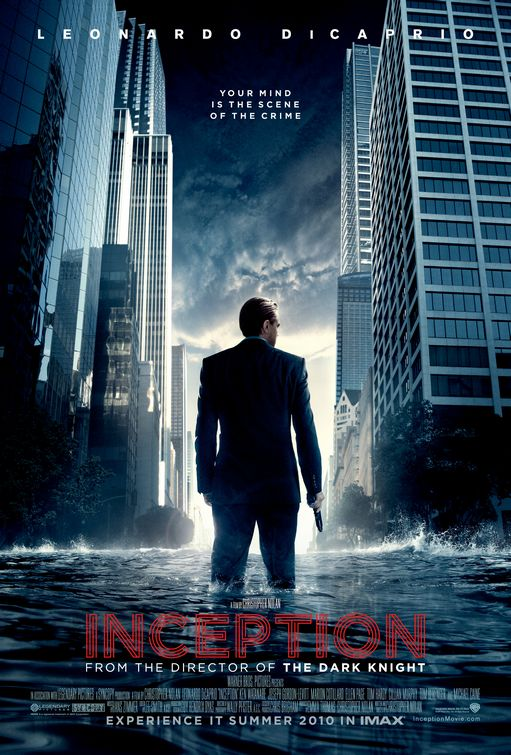Inception 2010 movie cover