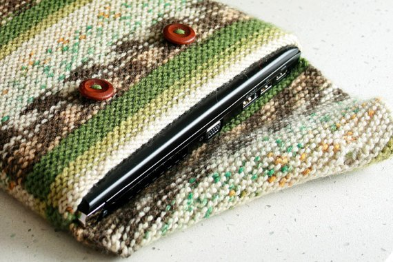 knitted notebook case original business idea